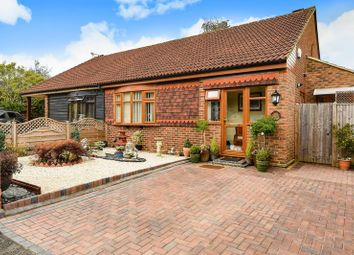Thumbnail 2 bed semi-detached bungalow for sale in Highland Road, Beare Green, Dorking