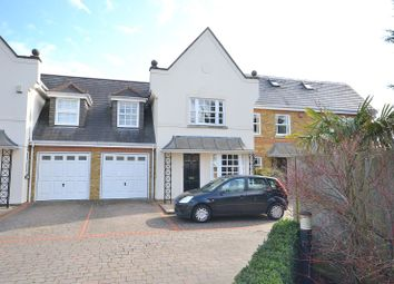 Thumbnail 4 bed terraced house for sale in Primrose Road, Hersham, Walton-On-Thames