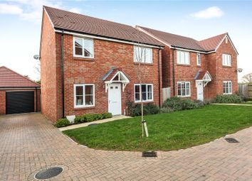 Thumbnail 4 bed detached house for sale in Baddesley Close, North Baddesley, Southampton, Hampshire