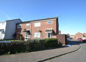 2 bed end terrace house for sale in Porter Way, Clacton-On-Sea CO16