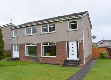 Thumbnail 3 bedroom semi-detached house to rent in Wemyss Avenue, Newton Mearns, Glasgow