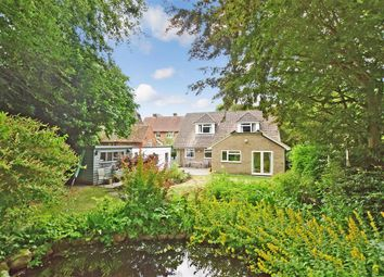 Thumbnail 4 bedroom detached bungalow for sale in Westbere Lane, Westbere, Canterbury, Kent