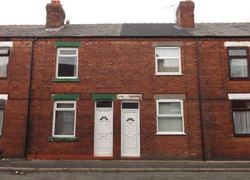 Thumbnail 2 bed terraced house for sale in Cartwright Street, Warrington, Cheshire