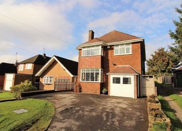 Thumbnail 4 bed detached house for sale in Cotwall End Road, Sedgley, Dudley