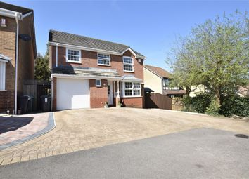 Thumbnail 4 bed detached house for sale in Glastonbury Close, Barrs Court