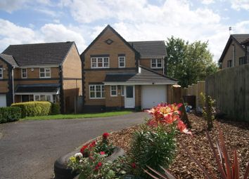 Thumbnail 4 bed detached house for sale in Badger Close, Padiham, Lancashire