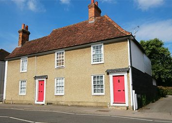 Thumbnail 2 bed semi-detached house for sale in Knight Street, Sawbridgeworth, Hertfordshire