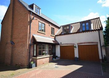 Thumbnail 6 bed detached house for sale in Barn Elms, Camblesforth, Selby