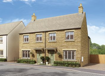 3 bed semi-detached house for sale in Tetbury Industrial Estate, Cirencester Road, Tetbury GL8