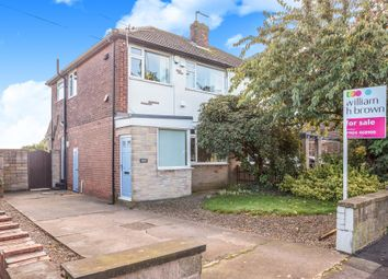 Thumbnail 3 bed semi-detached house for sale in Leeds Road, Dewsbury