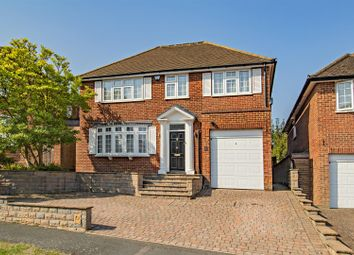 5 bed detached house for sale in Hartfield Avenue, Elstree, Borehamwood WD6