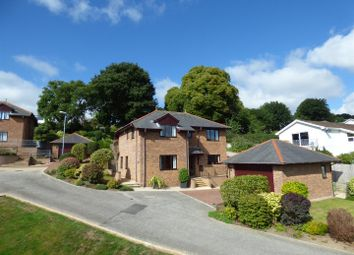 Thumbnail 4 bed detached house for sale in Westbourne Drive, St Austell, St. Austell