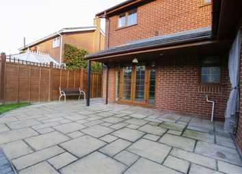 Thumbnail 5 bedroom detached house for sale in Sandwell Court, Two Mile Ash, Milton Kyens