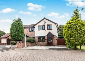 Thumbnail 3 bed semi-detached house for sale in Pasturefield Close, Sale