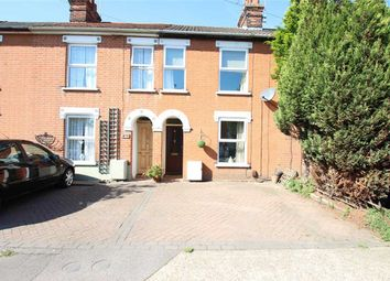 Thumbnail 2 bed terraced house for sale in Kemball Street, Ipswich
