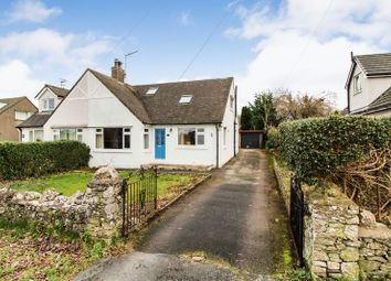 Thumbnail 3 bed semi-detached bungalow for sale in Woodlands Close, Storth, Milnthorpe