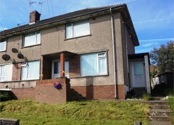 Thumbnail 2 bed flat to rent in Heol Tegfryn, Pyle, Bridgend