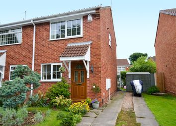 Thumbnail 2 bed semi-detached house for sale in Old Bank Top, Northfield, Birmingham