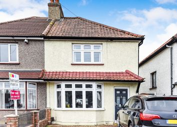 2 bed semi-detached house for sale in Gander Green Lane, Cheam, Sutton SM3