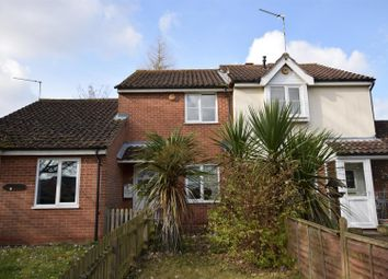 Thumbnail 2 bed terraced house for sale in Ashdown, Taverham, Norwich