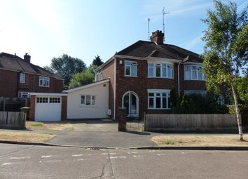 Thumbnail 3 bed semi-detached house for sale in Queens Road, Fletton