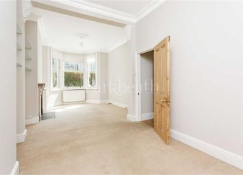 Thumbnail 4 bed flat to rent in Broomsleigh Street, West Hampstead, London