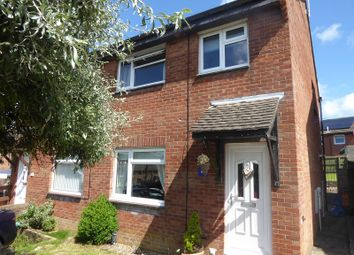 Thumbnail 3 bed property for sale in The Spinney, Brackla, Bridgend.