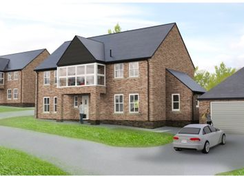 Thumbnail 4 bed detached house for sale in Minneymoor Lane, Conisbrough, Doncaster