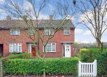Thumbnail 3 bed end terrace house for sale in Hedgemans Way, Dagenham, Essex