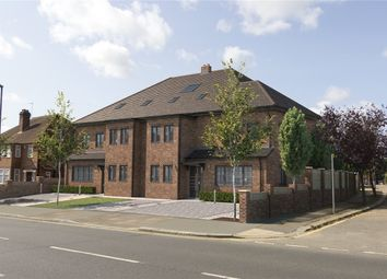 Thumbnail 2 bed flat for sale in Edgwarebury Lane, Edgware, Middlesex