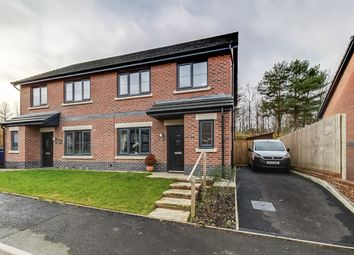 Thumbnail 3 bedroom semi-detached house for sale in Laureates Lane, Cockermouth