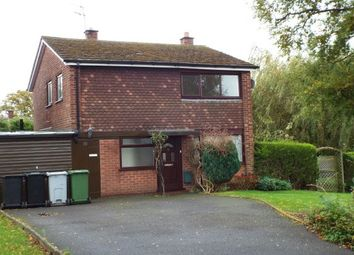 Thumbnail 4 bed detached house to rent in Tranmere Drive, Handforth, Wilmslow
