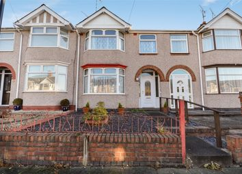Thumbnail 3 bed terraced house for sale in Browning Road, Poets Corner, Coventry, West Midlands