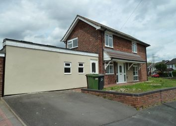Thumbnail 3 bed detached house to rent in Lyndale Drive, Wednesfield