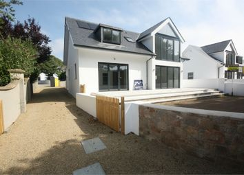 Thumbnail 4 bedroom detached house for sale in La Rue D'aval, St. Martin, Jersey