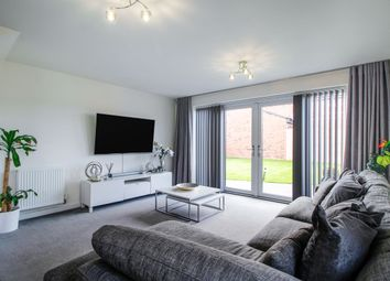 Thumbnail 4 bed detached house for sale in Asgolds Way, Askern, Doncaster