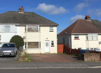 Thumbnail 3 bedroom semi-detached house for sale in Victoria Road, Parkstone, Poole
