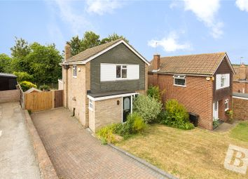 Thumbnail 3 bed detached house for sale in Flowerhill Way, Istead Rise, Gravesend, Kent