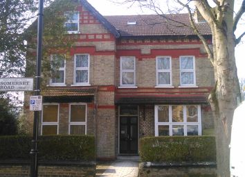 Thumbnail 1 bed flat to rent in Somerset Road, London