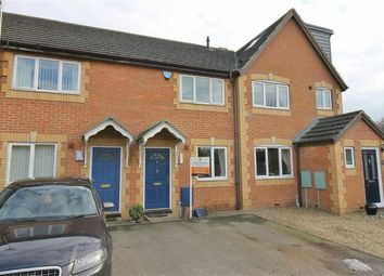 Thumbnail 2 bed terraced house for sale in Thyme Close, Newport Pagnell, Milton Keynes