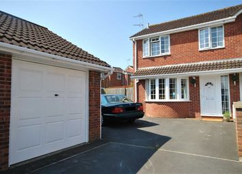 Thumbnail 3 bed semi-detached house for sale in Cross Close, Fremington, Barnstaple