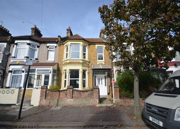 Thumbnail 3 bed terraced house to rent in Burges Road, London