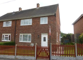 Thumbnail 3 bed semi-detached house for sale in Coronation Crescent, Shuttington, Tamworth