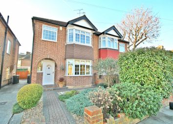 Thumbnail 3 bed property for sale in Lynmouth Avenue, Enfield
