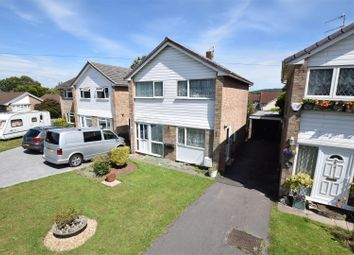 Thumbnail 3 bedroom detached house for sale in The Paddock, Portishead, Bristol