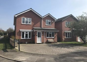 Thumbnail 4 bedroom detached house for sale in Cambridge Green, Fareham