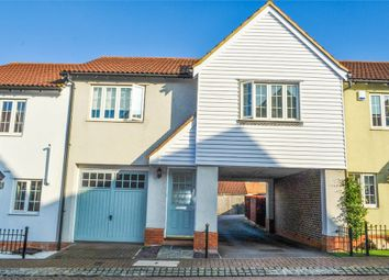 Thumbnail 1 bedroom terraced house for sale in Malkin Drive, Church Langley, Harlow, Essex