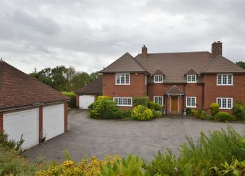 Thumbnail 5 bedroom detached house for sale in Burley Drive, Quarndon, Derby