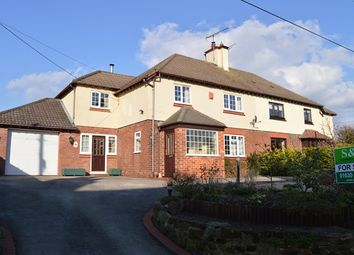 Thumbnail 3 bed semi-detached house for sale in Smithy Lane, Knighton