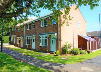 Thumbnail 3 bed end terrace house for sale in Burdock Close, Derby